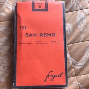 Fogal San Remo bodysuit